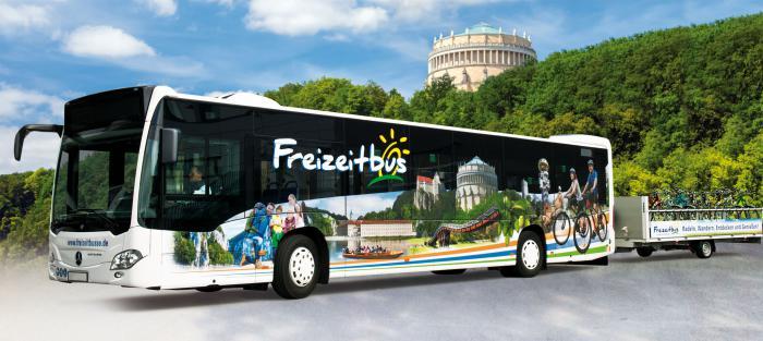 Grossansicht in neuem Fenster: Freizeitbus